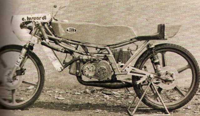 Amoticos de 50 cc GP Dvmtde
