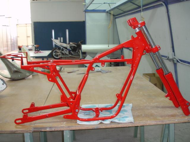 Montesa 125 Dirt-Track E6r901