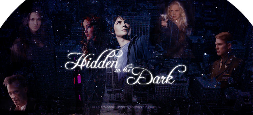 Hidden in the dark
