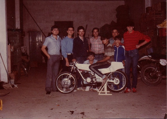Antiguos pilotos: José Luis Gallego (V) Esp4ao