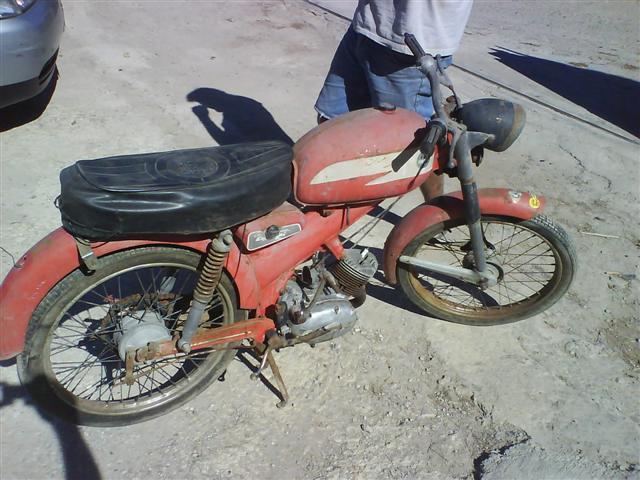Derbi Antorcha 1969 * FeLiShUkO F05505