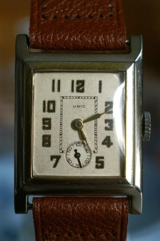 Restauration d'une vintage : UNIC calibre AS  Ir3lhc