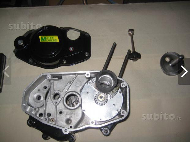 Chuche italiana: Minarelli P6 Rotativo J8fk44