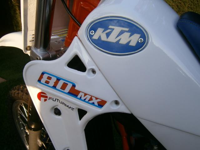Puesta a punto KTM 80 MX Jjsbhs