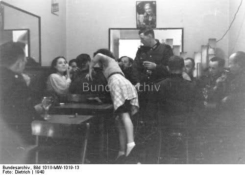 Brest, une synagogue transformée en maison close pour la Wehrmacht K2mex4