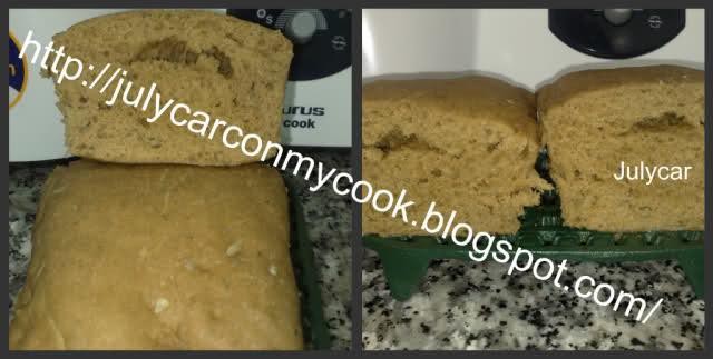 Pan de centeno semillas de girasol en 7 minutos microondas Mh7mso