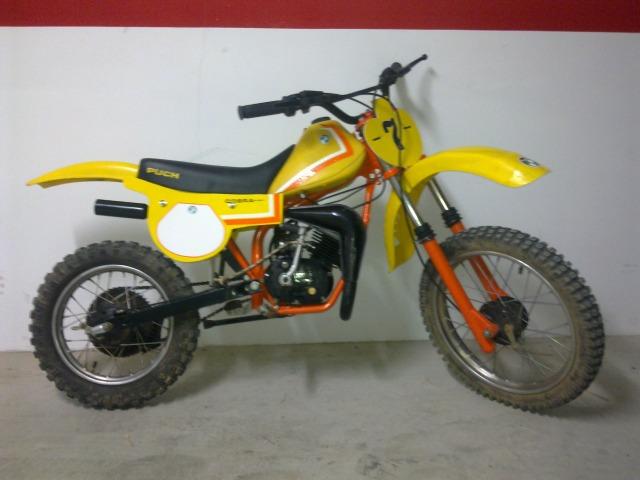 Mi colección de motos infantiles Muxses
