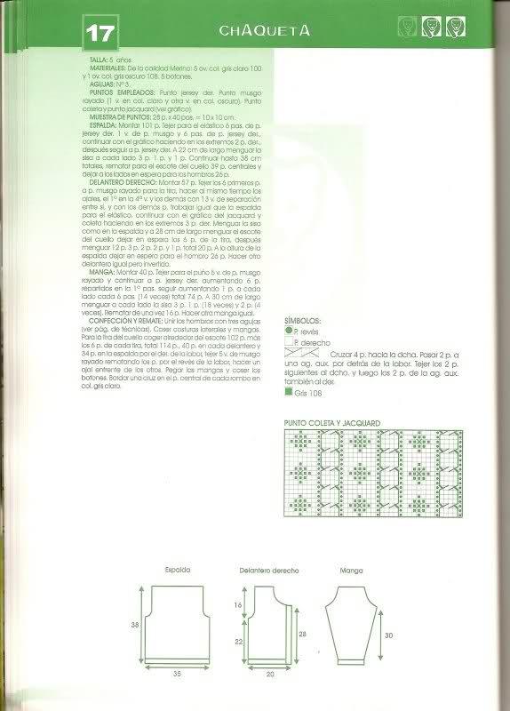 patrones - busco patrones para chaqueta niña N5ip91