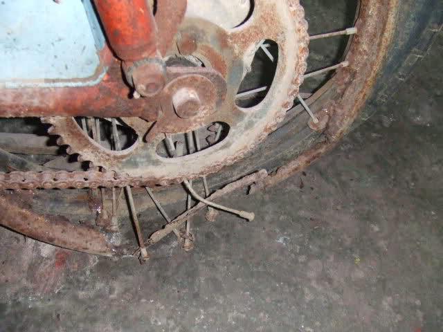 bultaco - Bultaco Junior 74 * Manapuch Nlamfb