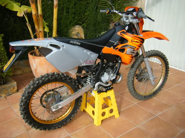 enduro h3 -registronex - Mi KTM 50 Enduro No92f6