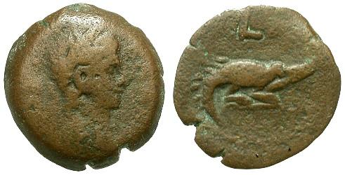 La moneda provincial romana. La ceca de Alexandría No97vp