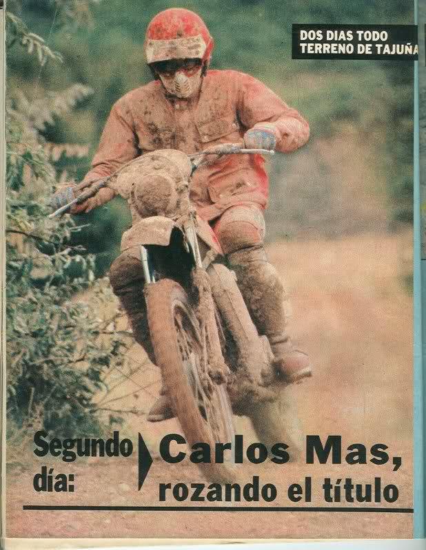 Carlos Mas y Montesa, reportajes Nq1npf