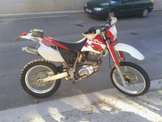 Mi nueva Yamaha TTR 600 Oa91ew