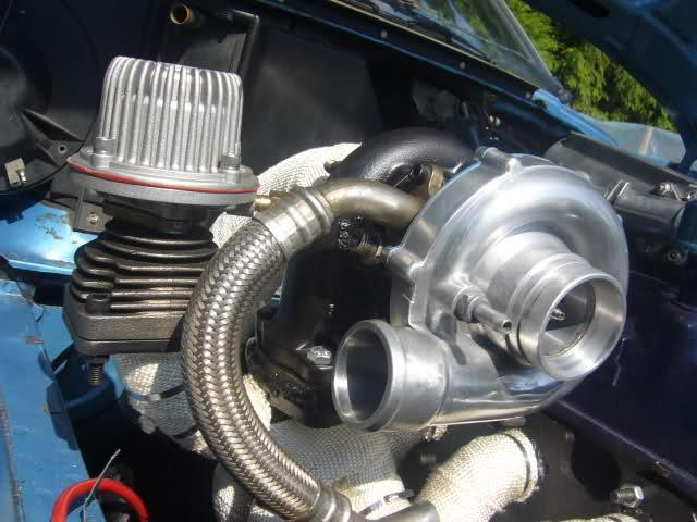 Fiechen - Ford Taunus 2.0L 8v Turbo Oqws2v