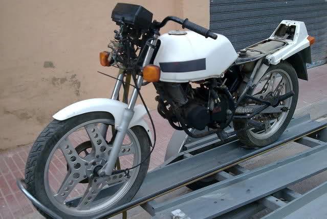 Honda MBX 75 Hurricane Qsvxo1