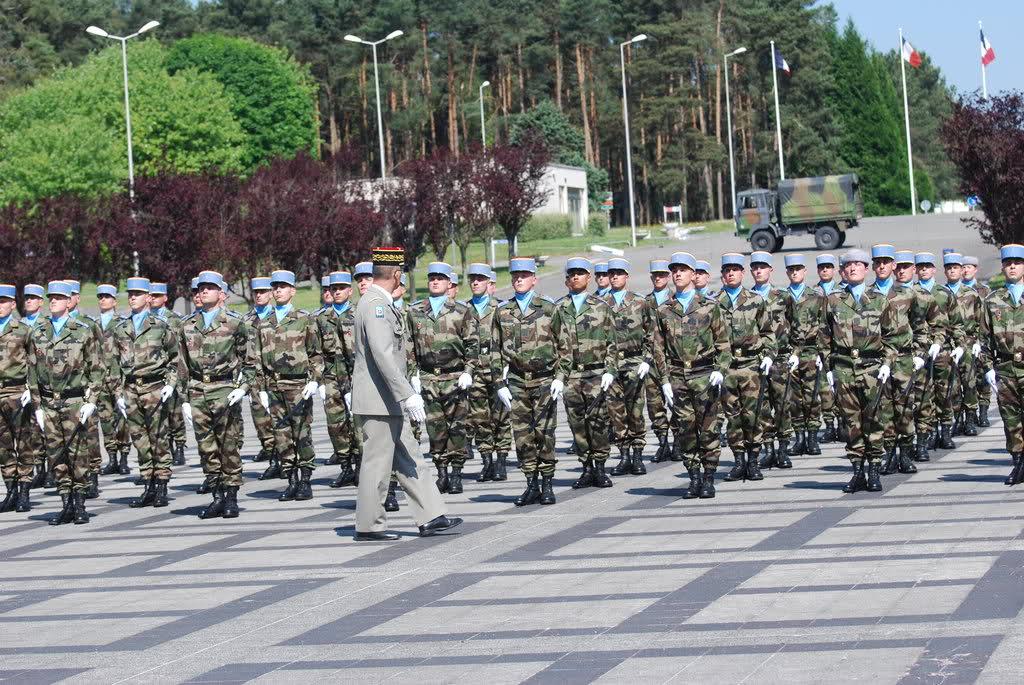 """Adoubement promotion ESM 4eme Bataillon """"Colonel Jean SASSI"""" Rh36sz"""
