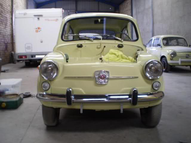 Mi Seat 600 E 1ª Serie - 1971 Ruskuf