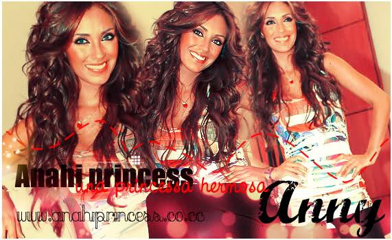 ♥Anahi Princess Serbia♥