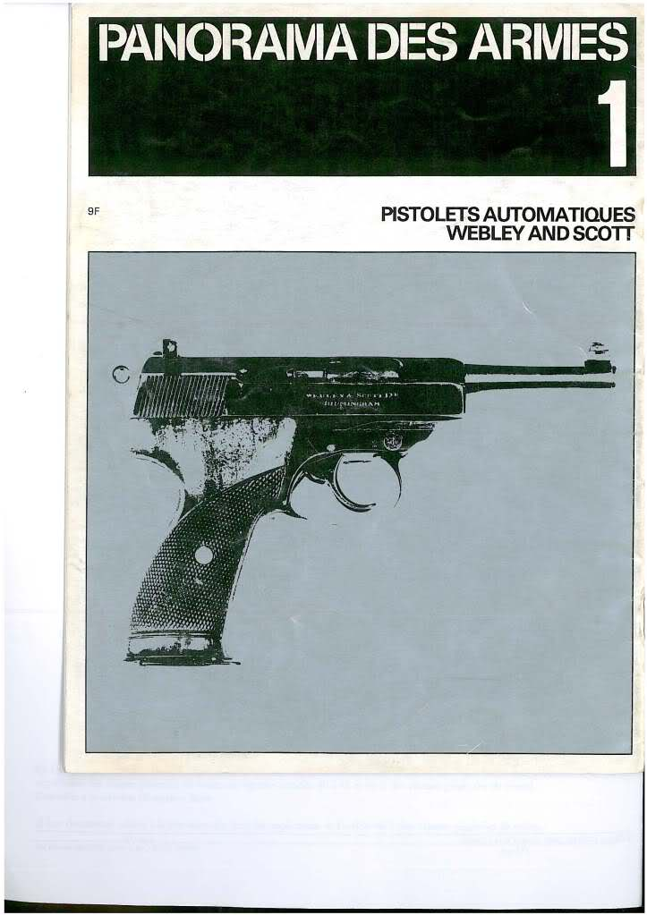 pistolets automatiques webley & scott Smbzwm