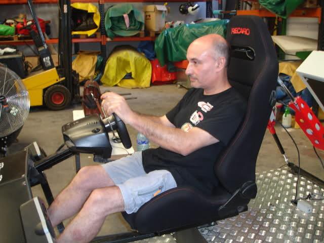 Simulador coches de carrera Made in Valencia W85big