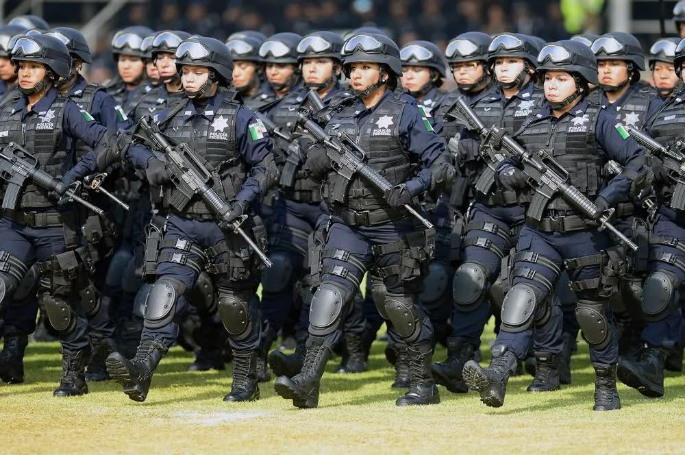 Las fuerzas armadas mexicanas y la delincuencia - galería fotos - Wb6pfp