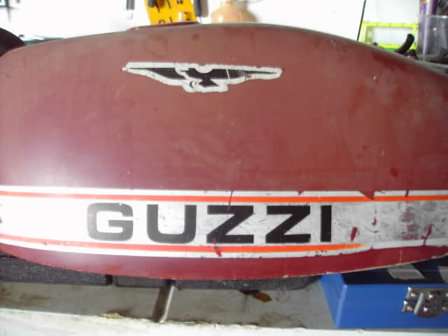 guzzi - Guzzi Dingo 75 Ranchera * Carlos Wnsih