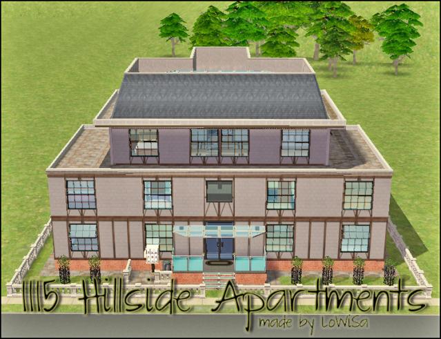 [LoWiSa] 1115 Hillside Apartments Xc0mjl