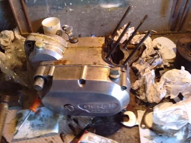Montaje motor Derbi Antorcha AYUDA!!! 10prn90
