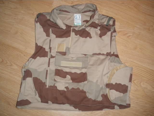 Les tenues et équipements de l'Armée Française 1109gqt