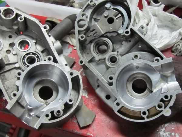 Preparación motor Derbi 4V 14nouw