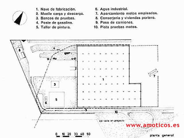 montesa - Las cuatro fábricas de Montesa 14tr9mv