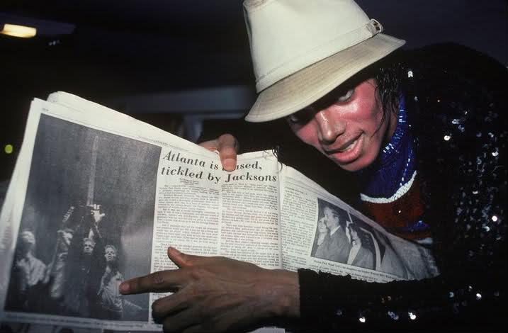 Raridades: Somente fotos RARAS de Michael Jackson. 154d8af