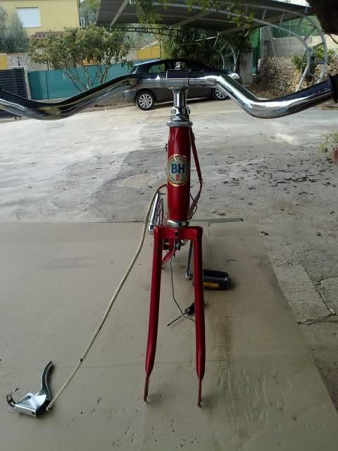 Bicicleta BH paseo. 157hv5u