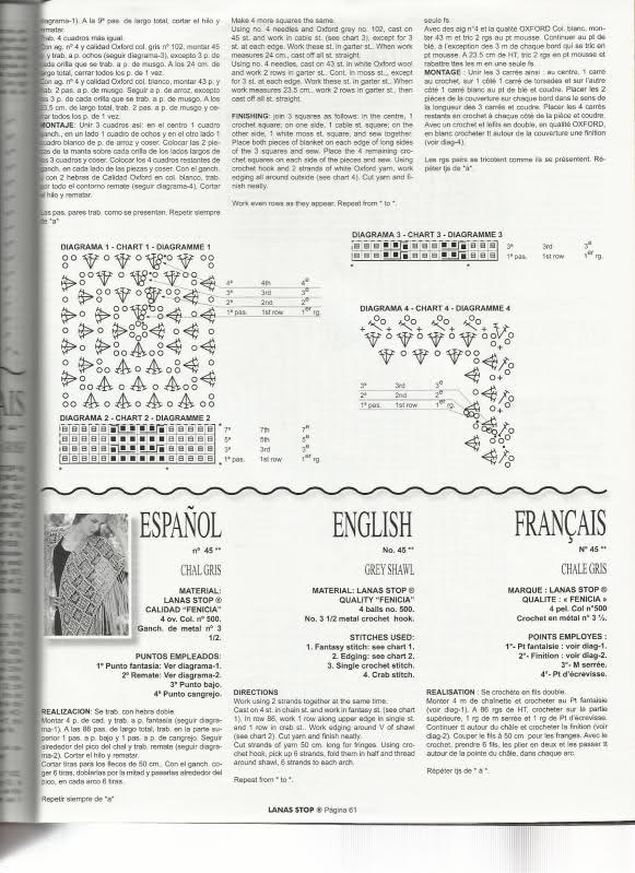 patrones - PATRONES DE FRAZADAS O MANTAS PARA TEJER (A petición de Santi) 1zq8ohv