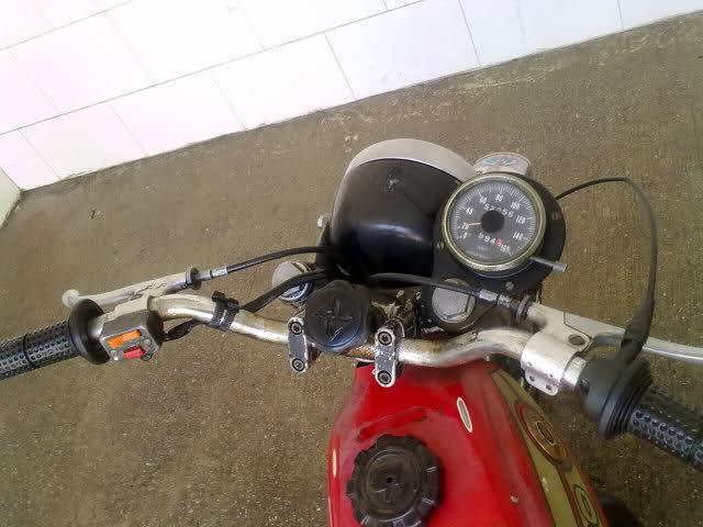 Mi nueva Bultaco Mercurio GT 175 20hagee