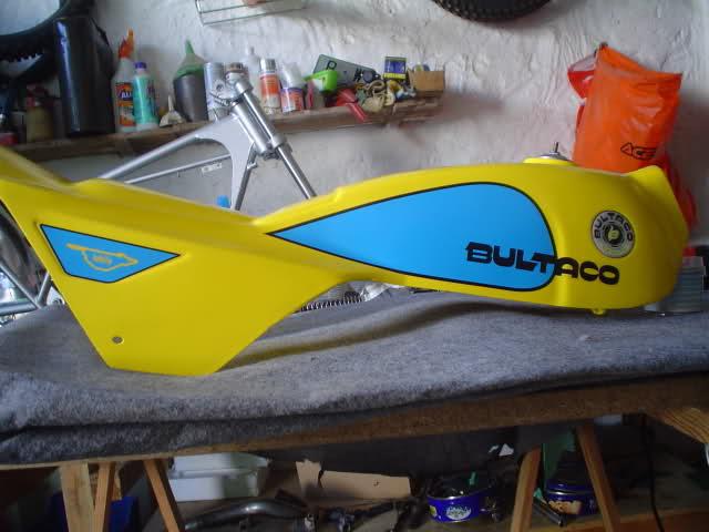 LOBITO - Bultaco Lobito MK6 * Saez 21ed93q