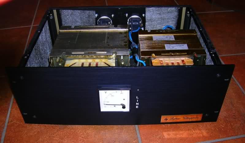 Condizionatore di rete per sorgenti digitali e PC 21lqty9