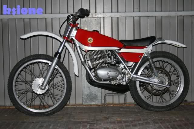 Cilindro de 75 para Ducati 48 TS 23k51jc
