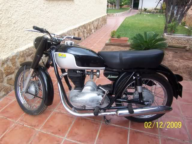 Sanglas Cross * Rafbultaco 23tf3ae