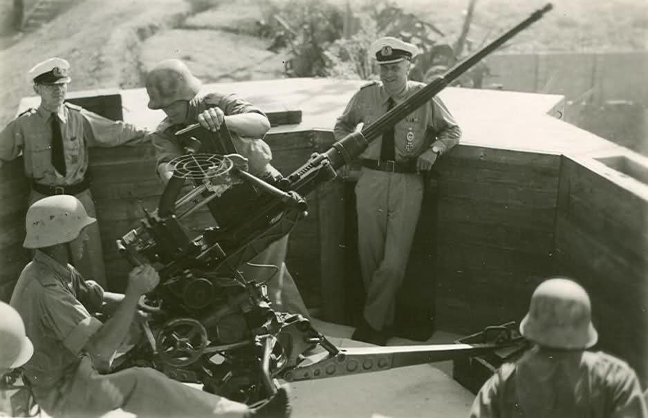 2 cm Flak 0erlikon / 2 cm Flak 28 /29 24v4hex