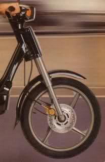 Vespino F9 Fast Rider 280trwo