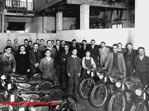 montesa - Las cuatro fábricas de Montesa 282jkhg