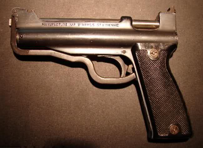 MAS 50 calibre 4,5mm 29kp45z