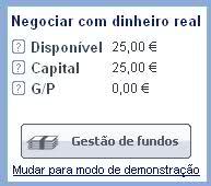 Oportunidade = 25 euros, sem depósitos no Forex! 2eugyn9