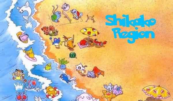 Shikako Region!