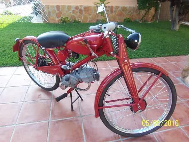 Mi nueva Guzzi 65 2h4mds1