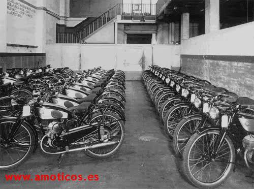 montesa - Las cuatro fábricas de Montesa 2ij101w
