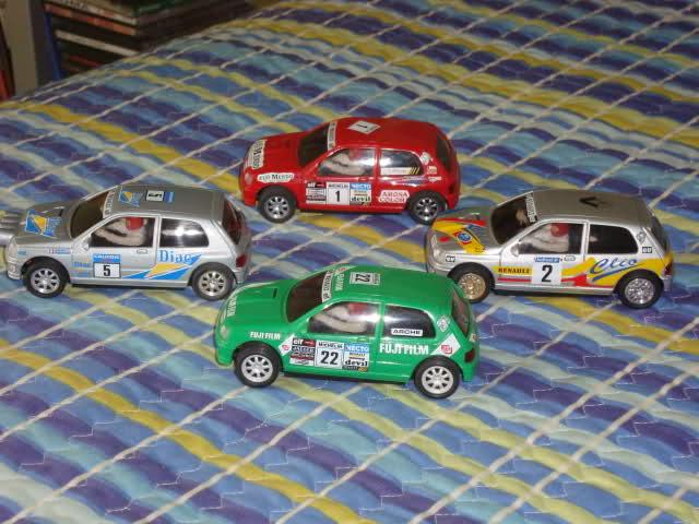 Mi coleccion de coches de rally slot 1:32 2lmrsle