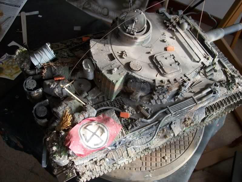 "Il panzerkampwagen ausf. V ""tiger"" 2qna42q"
