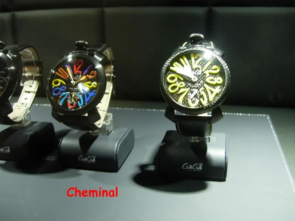 """Je suis interessé par une montre """"GAGA""""Milano 2quhq0x"""